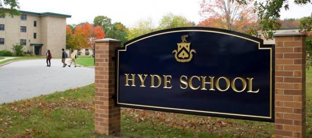 缅因州寄宿高中