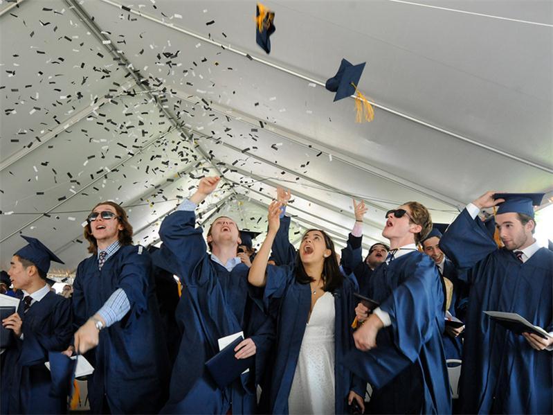 美国走读私立高中留学