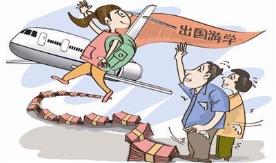 孩子高中到美国去留学费用到到底都花在哪些地方?