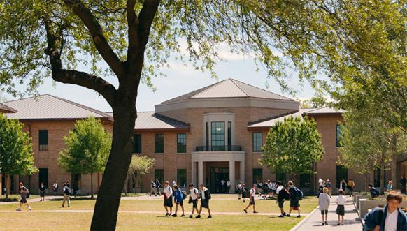 得克萨斯州圣马克学校